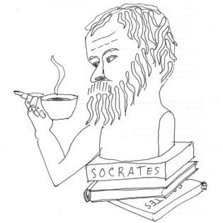 Filosofiecafé