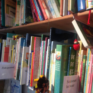 filosoferen met kinderen met prentenboeken